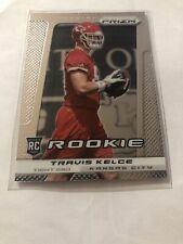 Travis Kelce 2013 Prizm Rookie Rc Base Card #292 Chiefs