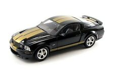 Shelby Mustang GT-H Hard Top 2006, 1/18 scale diecast model car, Black GTH01BK
