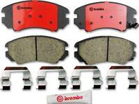 Disc Brake Pad Set-Premium NAO Ceramic OE Equivalent Pad Front Brembo P85098N
