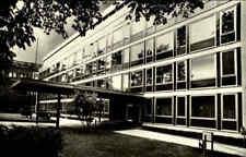 Bonn s/w Ansichtskarte Postkarte mit Deutscher Industrie- und Handelstag Gebäude