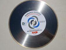 "BARRANCA BD-303C DIAMOND BLADE. 10"" X .032,  GREAT FACTORY FRESH BLADE"