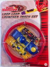 STREET macchine Kids Loop Loop Launcher Track Set include 2 auto