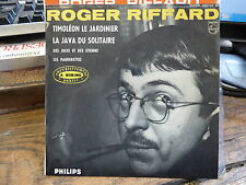 Roger Riffard : Timoléon le jardinier - philips 432.744 BE