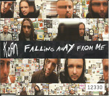 KORN Falling Away from me MIX & UNRELEASED & VIDEO CD single SEALED USA seller