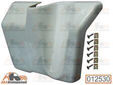 Cache commodo blanc pour Citroen  MEHARI  -012530-