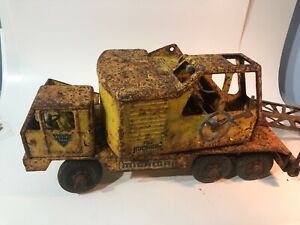 Vintage Toy Truck NYLINT Michigan Model T 24 by Clark Equipment See Pics