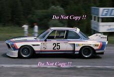 Brian Redman Bmw 3.0 Csl Mosport 100 Miles Imsa Gt 1975 Photograph