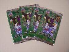 Webkinz Trading Cards Set of 4 WE000388 NEW Series 4 FUN FOR ALL AGES