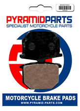 Yamaha XS 650 SE 1980 Rear Brake Pads
