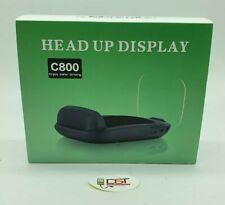 C800 HD OBDII Universal Head Up Display Car HUD Computer Digital GPS Speedometer
