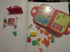 1976 Sanrio Hello Kitty Micro Playset Carrying Case