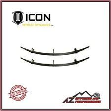 """ICON 1.5"""" Lift Rear Leaf Spring Expansion Pack for 2007-2016 Toyota Tundra"""