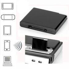 Adapter 30 pin Wireless Bluetooth Receiver Bose Sounddock Samsung iphone ipod