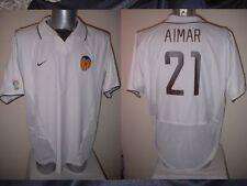 Valencia AIMAR Argentina Nike Adult XL Shirt Jersey Soccer Football Maglia Spain
