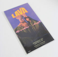 Disney Pixar LAVA Short Film Inside Out Volcano Lithograph Print Limited Edition