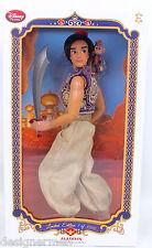 "New Disney Limited Edition 17"" Aladdin Doll 1 of 2500"