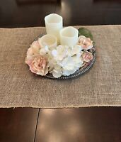 Set Of 10 Antique Vintage Plates Great For Party DecoratIons As Centerpiece