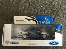 1/43 Mark Winterbottom's year 2008 Ford Performance Racing BF Falcon