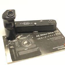 Canon AE MotorDrive FN solo per F1N Fotocamera SLR leggere descrizione-OFFERTA