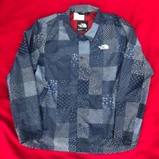 The North Face Windwall Jacket sz XL Sneaker Savant SUPREME BANDANA BLUE PATCH