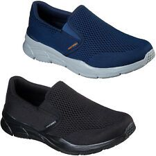 Skechers Relaxed Fit: Equalizer 4.0 - Triple-Play Trainers Mens Mesh Memory Foam