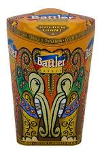 Battler Orange & Cinnamon Ceylon Black Loose Leaf Tea  100g Tin Caddy