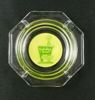 Vintage Ashtray - Holiday Inn Clear Glass