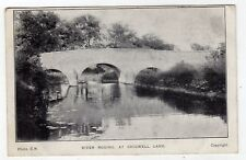 ESSEX, CHIGWELL, AT CHIGWELL LANE, RIVER RODING, 1905
