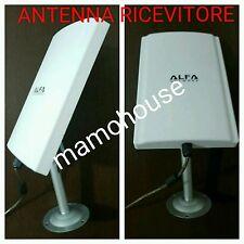 Antenna ricevitore USB wifi esterno 98dbi Amplificatore wireless impermeabile