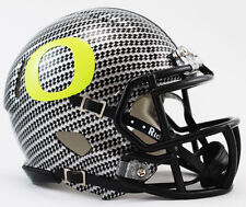 OREGON DUCKS Riddell Revolution SPEED Mini Football Helmet BCS