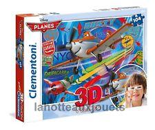 PUZZLE DISNEY PLANES  DUSTY 3D VISION  N°20082