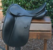 Stubben Genesis Dressage Saddle – 17.5 MW **** 7 Day Trial Offered ****
