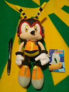 "8.5"" Great Eastern Charmy The Bee A Sonic The Hedgehog Team Chaotix GE Plush Toy"