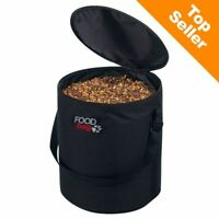 TRIXIE Dry Food bag Cat Dog Food Storage Bin With Carry Handle - 10kg bin