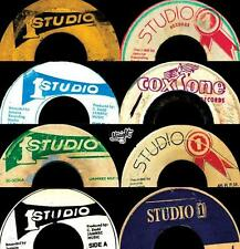CLASSIC REGGAE REVIVE STUDIO 1 RECORDS MIX CD