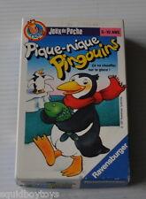 PIQUE-NIQUE PINGOUINS (Penguin Picnic) 1997 Board Game RAVENSBURGER