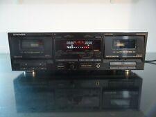 ★ PIONEER CT-W601R - Piastra Deck Stereo Cassette ★ Leggere bene annuncio!!!