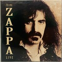 Frank Zappa Live The Torture Never Stops 1970-1981 10 CD Box Set
