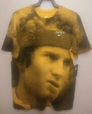 Nike Sportswear Archive 8 John McEnroe T-Shirt Size Large 928338 752 L New Rare