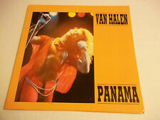 Van Halen ‎– Panama (1984) rare live double LP Not Tmoq NM