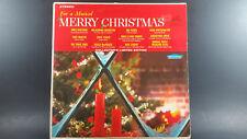 B.F. Goodrich - For a Musical Merry Christmas  LP - (Very Rare Vol. 1) 1964