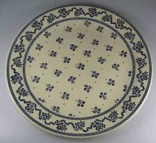 Johnson Brothers Petite Fleur Blue      (SET OF 2)    Dinner Plates