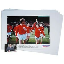 Ray Wilson – England 1996 - 5 Signed Prints Wholesale OFFER