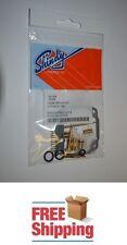 SUZUKI LT160E LTF160 LT 160 QUADRUNNER CARBURETOR CARB REPAIR REBUILD KIT 89-98
