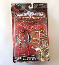Power Rangers Mystic Force Battlized Red Ranger To Legendary Phoenix Titan NEW