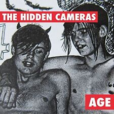 THE HIDDEN CAMERAS - AGE   CD NEUF