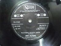 "BOBBY GOLDSBORO UA 50727 RARE SINGLE 7"" INDIA INDIAN 45 rpm VG+"