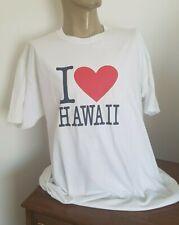 I LOVE HEART HAWAII Graphic T Shirt Size XL