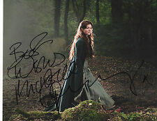 GAME OF THRONES personally signed 10x8 - MICHELLE FAIRLEY as CATELYN STARK