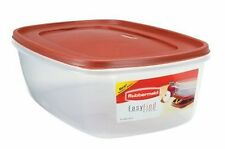 Rubbermaid Easy Find Lid Food Storage Container, 40 Cup/2.5 Gallon